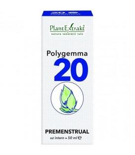Polygemma 20 - Premenstrual, 50 ml