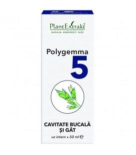 Polygemma 5 - Cavitate bucala / Gat, 50 ml