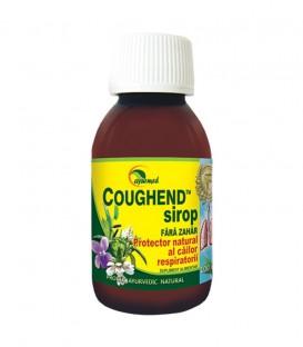 Coughend sirop (fara zahar), 100 ml