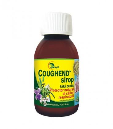Coughend sirop fara zahar, 100 ml