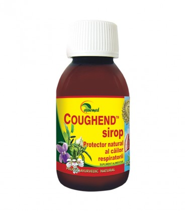 COUGHEND SIROP 100ML