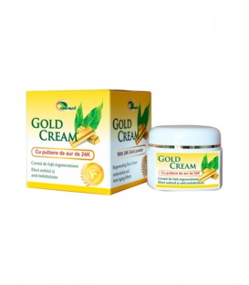 Gold cream, 50 ml