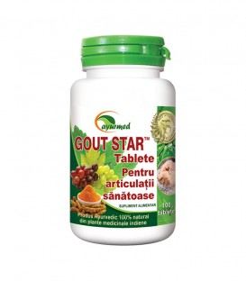 Gout Star, 50 tablete