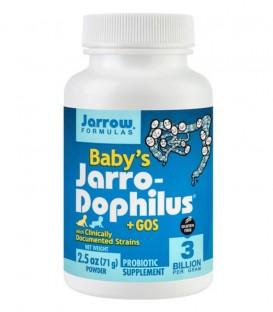 Baby's Jarro-Dophilus + Gos (pudra), 71 grame