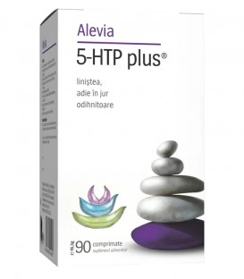 5-HTP PLUS 210 mg, 90 comprimate