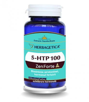 5-HTP 100  Zen Forte, 30 capsule