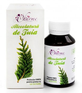 Alcoolatura de Tuia, 100 ml