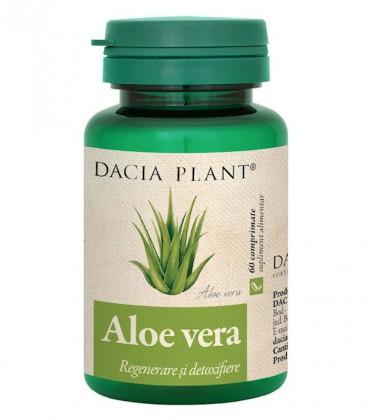 Aloe Vera, 60 comprimate