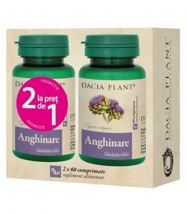 Anghinare, 60 comprimate (1 + 1 gratis)