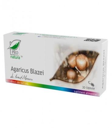 Agaricus Blazei, 30 capsule - MEDICA