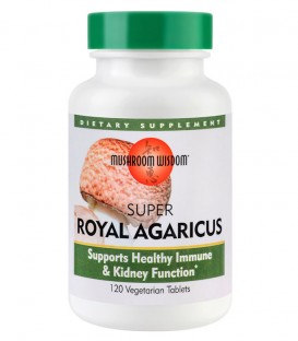 Super Royal Agaricus, 120 tablete