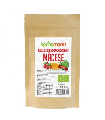 Macese pulbere, 100 grame