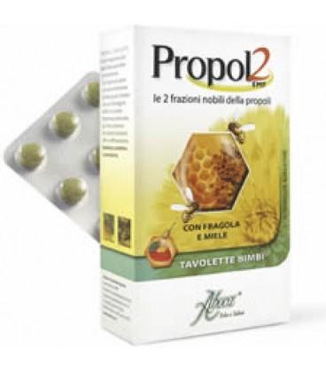 Propolis 2 cu Capsuni 45 TBL