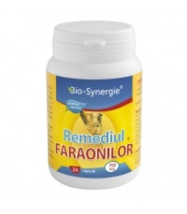 Remediul Faraonilor, 24 capsule