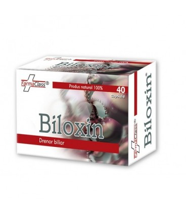 Biloxin, 40 capsule