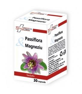 Passiflora & Magneziu, 30 capsule