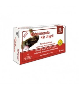Biominerale par si unghii, 30 tablete