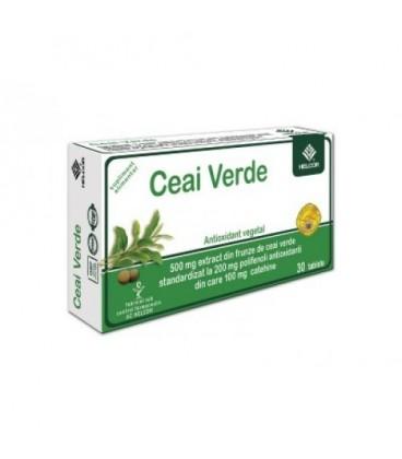 Ceai verde, 30 tablete