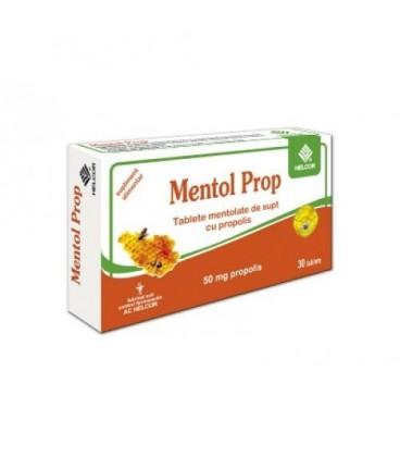 Mentol Prop, 30 tablete de supt