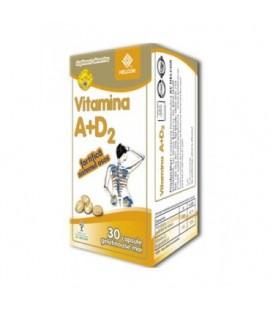 Vitamina A + D2, 60 capsule