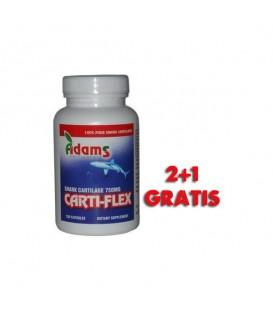 Carti-Flex 740 mg, 30 capsule (2 + 1 gratis)