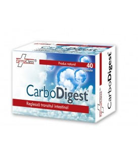 Carbodigest, 40 capsule