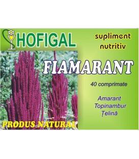 Fiamarant, 40 tablete