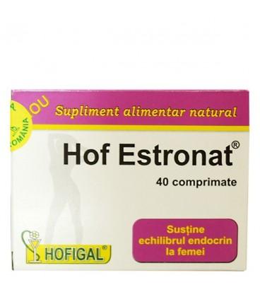 Hof Estronat, 40 comprimate