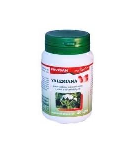 Valeriana, 40 capsule