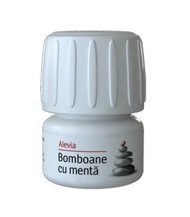 Bomboane mentolate, 60 capsule