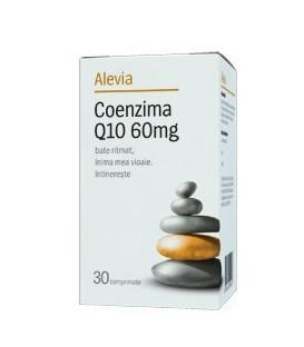 Coenzima Q10 60mg 30 CPR