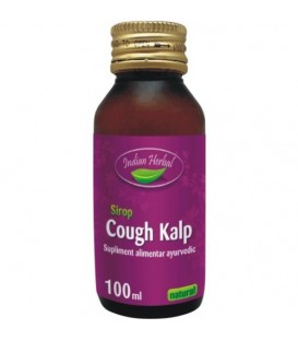 Cough Kalp, Sirop, 100 ml
