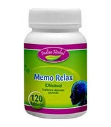 MEMO RELAX  60 TBL