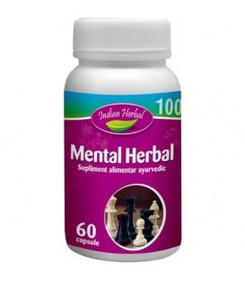 Mental Herbal, 60 capsule