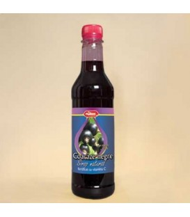 Sirop natural de coacaze negre, 480 ml