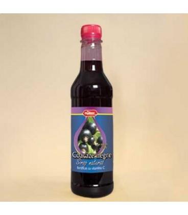Sirop natural de coacaze negre, 500 ml