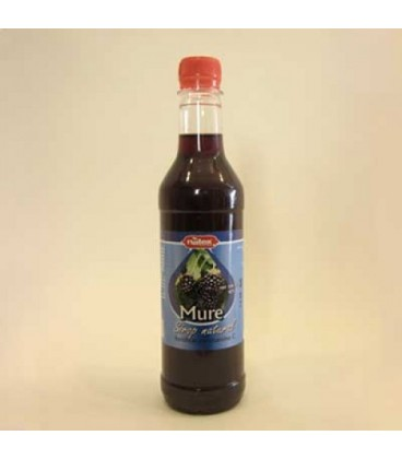 Sirop natural de mure 500 ml