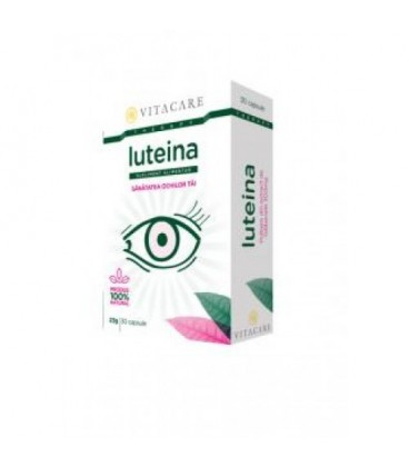 Luteina, 30 capsule