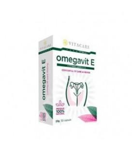 Omegavit E, 30 capsule