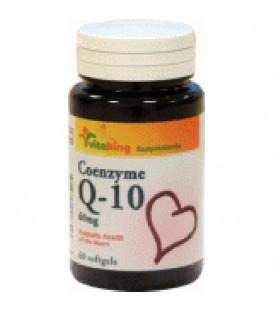 Coenzima Q10, 60 capsule