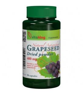 Extract din samburi de struguri 400 mg, 90 capsule