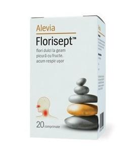 Florisept, 20 tablete