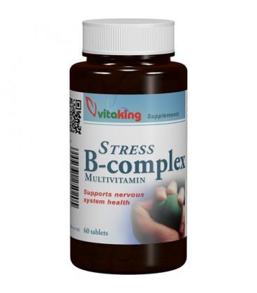 STRESS B COMPLEX CU VITAMINA C 60 CPR