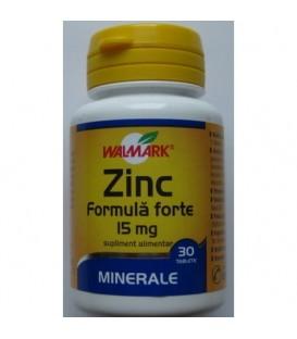 Zinc formula forte 15 mg, 30 tablete