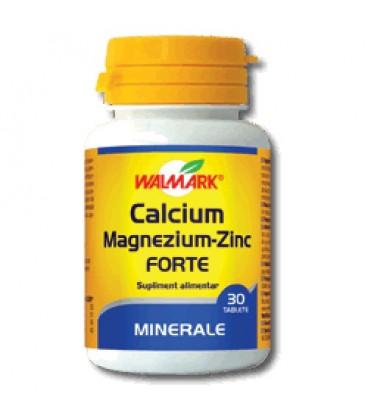 Calciu  Magneziu  Zinc Forte, 30 tablete