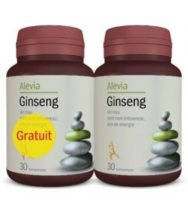 Ginseng 30 CPR+30 CPR PROMO