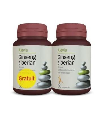 Ginseng Siberian 30+30 CPR PACHET