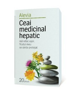 Ceai Hepatic, 20 doze