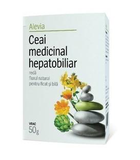 Ceai HepatoBiliar, 60 grame