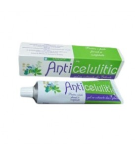 Gel anticelulitic cu 7 plante, 60 grame